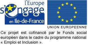 Projet soutenu par le Fonds social européen