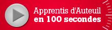 Apprentis d'Auteuil en 100 secondes