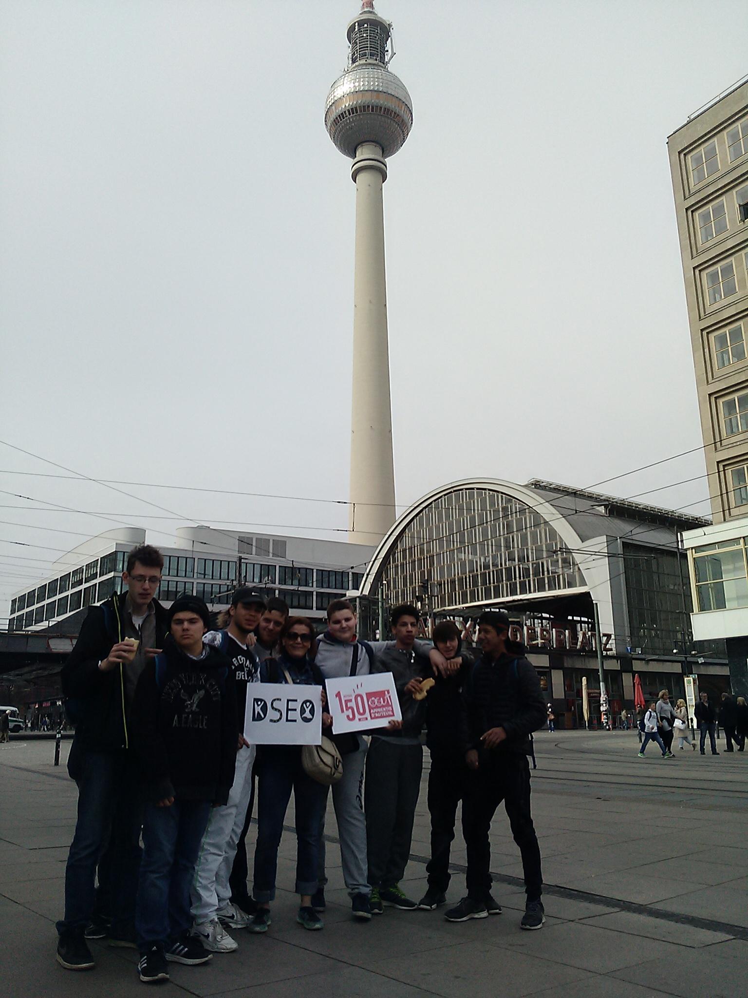 1. Alexander Platz