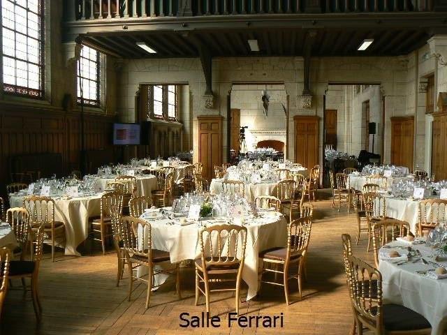 Location Salles