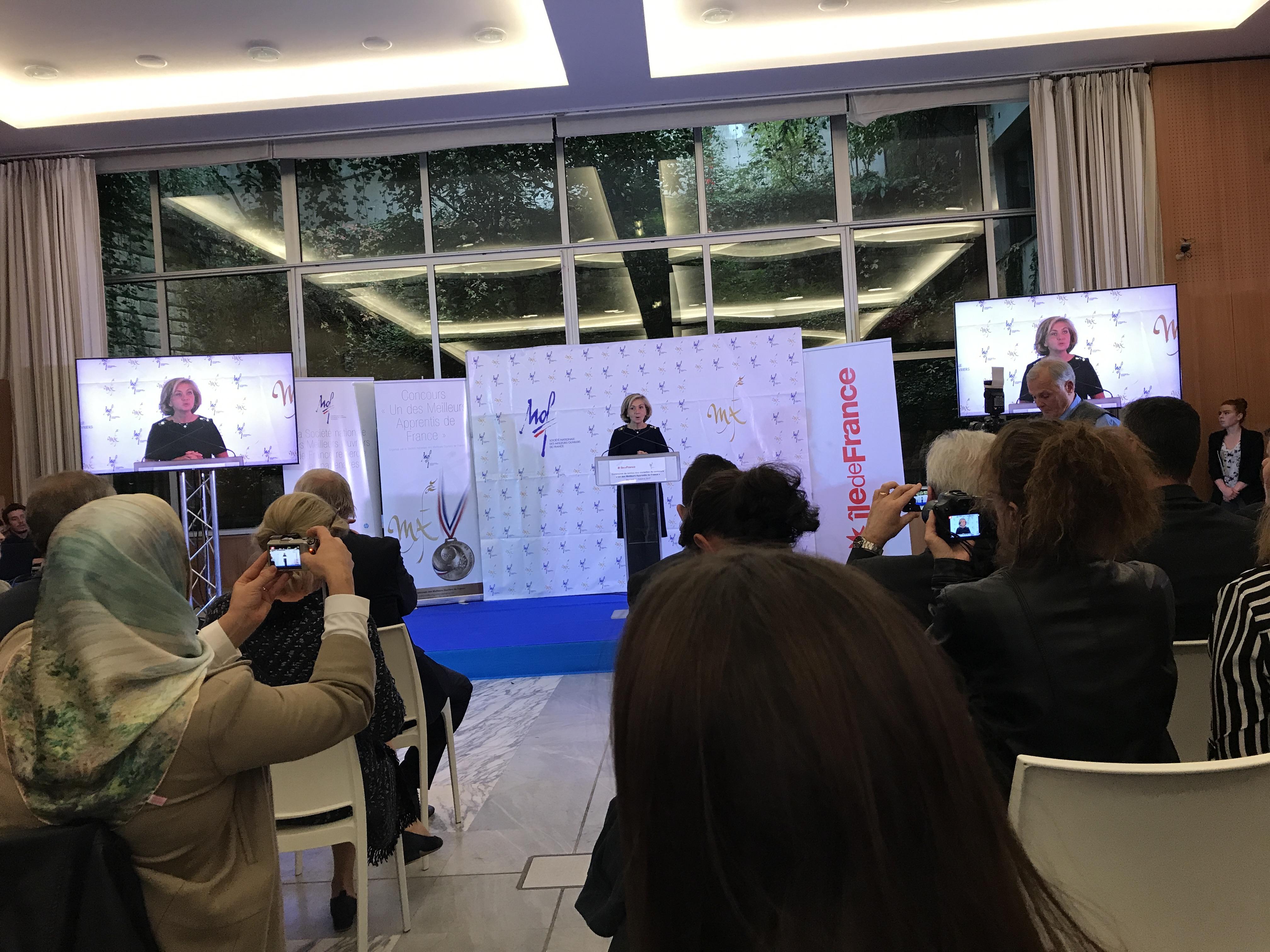 concours r u00e9gional meilleurs apprentis de france 2017